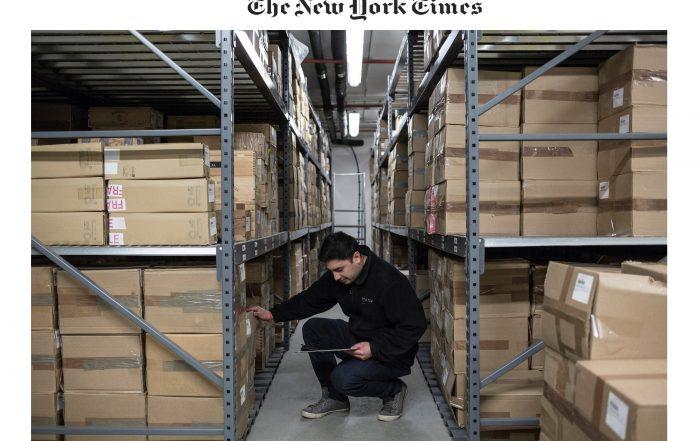 inventory wine storage new york